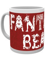 Fantastic Beasts - Red Mug