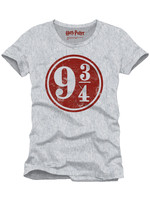 Harry Potter - T-Shirt Platform 9 3/4