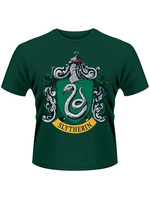 Harry Potter - T-Shirt Slytherin Crest