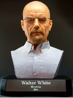 Breaking Bad - Life-Size Bust Walter White
