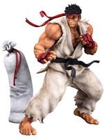 Street Fighter III - Legendary Ryu Statue