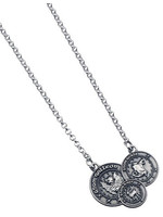 Harry Potter - Gringotts Coins Pendant & Necklace