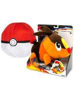 Pokemon - 2-in-1 Tepig Plush - 30 cm