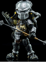 Alien vs Predator - Wolf Predator - Hybrid Metal Action Figure