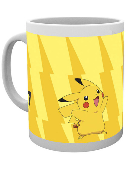 Pokemon - Pikachu Evolve Mug