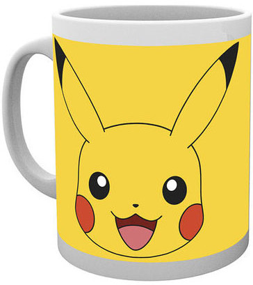 Pokemon - Pikachu Yellow Mug