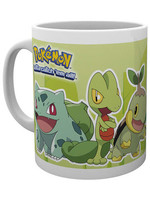 Pokemon - Grass Partners Mug