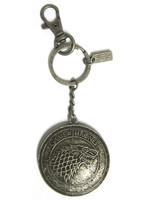Game of Thrones - Metal Keychain Stark