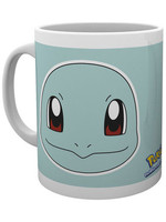 Pokemon - Squirtle Face Mug