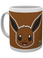 Pokemon - Eevee Face Mug