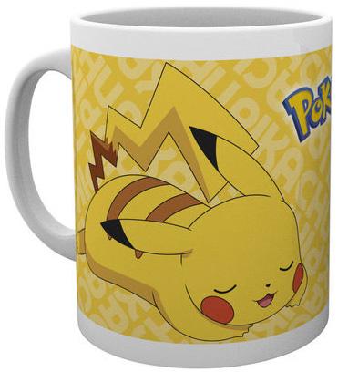 Pokemon - Pikachu Rest Mug