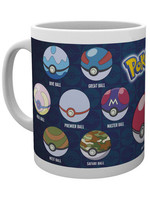Pokemon - Ball Varieties Mug