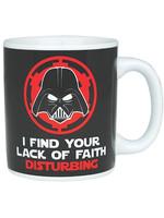 Star Wars - Darth Vader Lack of Faith Mug
