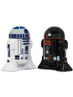 Star Wars - Droids Salt and Pepper Pots