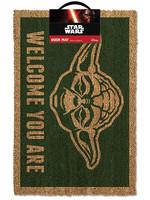 Star Wars - Yoda Doormat - 40 x 60 cm