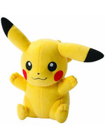 Pokemon - Pikachu (Kink Ear) Plush - 20 cm