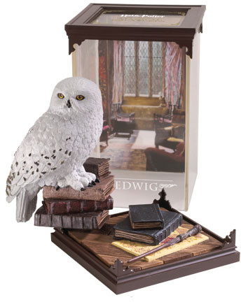 Harry Potter - Magical Creatures Hedwig - 19 cm