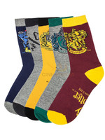 Harry Potter - Socks 5-Pack