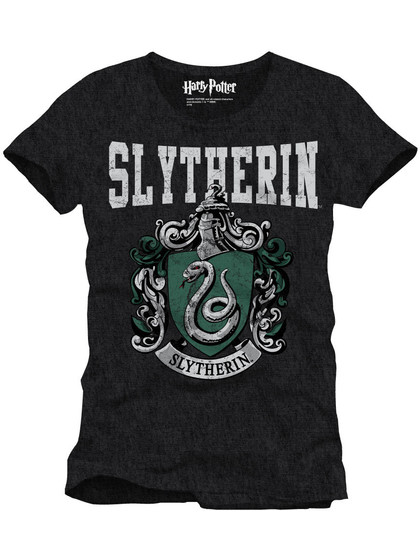 Harry Potter - T-Shirt Slytherin