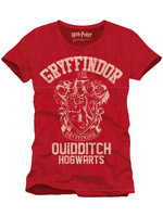 Harry Potter - T-Shirt Gryffindor Quidditch