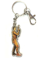 Star Wars Rogue One - Jyn Erso Metal Keychain