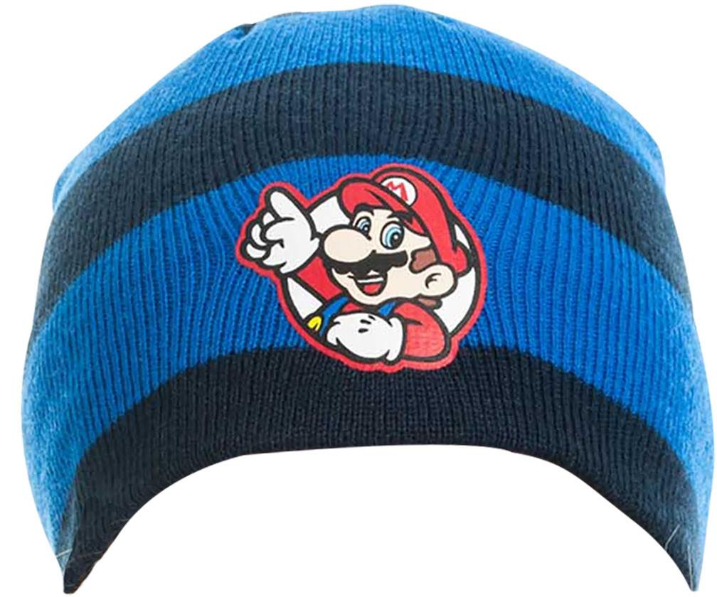 Nintendo - Super Mario Striped Beanie