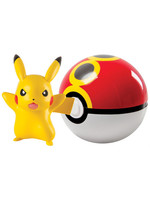 Pokemon - Pikachu Clip´n´Carry Repeat Ball