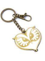 Fantastic Beasts - Owl Face Keychain