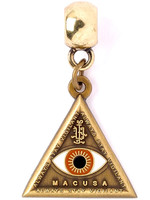 Fantastic Beasts - Triangle Eye Charm