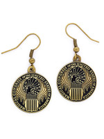 Fantastic Beasts - Magical Congress Earrings