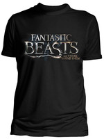 Fantastic Beasts - Logo Black T-Shirt