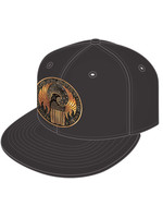 Fantastic Beasts - Black Snap Back Cap