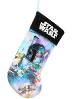 Star Wars - Christmas Stocking Boba Fett
