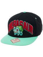 Pokemon - Bulbasaur Snap Back Baseball Cap