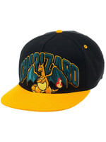 Pokemon - Charizard Snap Back Baseball Cap