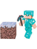 Minecraft - Alex In Diamond Armor