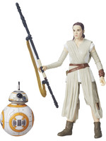 Star Wars Black Series - Rey (Jakku) and BB-8