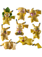 Pokemon - Pikachu Metallic Mini Figures 4-Pack