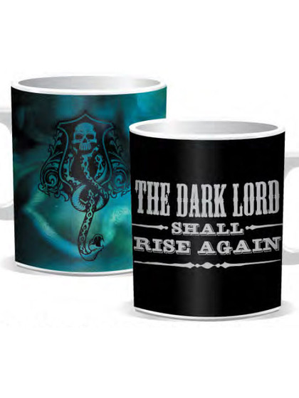 Harry Potter - Dark Mark Heat Change Mug