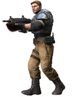 Gears of War 4 - JD Fenix - Color Tops