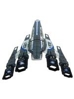 Mass Effect - Alliance Normandy SR-2 Replica - 16 cm