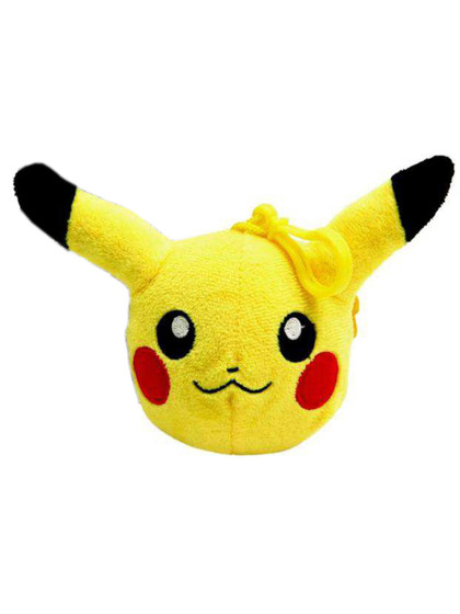 Pokemon - Pikachu Plush Coin Purse