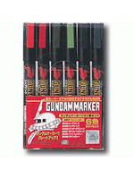 Gundam Marker - GMS-108 Zeon Set