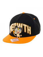 Pokemon - Meowth Snap Back Baseball Cap