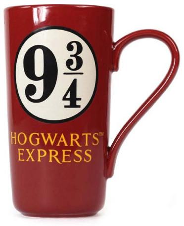 Harry Potter - Platform 9 3/4 Latte-Macchiato Mug