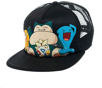 Pokemon - Trucker Cap Characters II