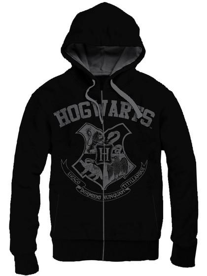 Harry Potter - Hogwarts School Hooded Sweater