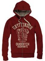 Harry Potter - Gryffindor Quidditch Hooded Sweater