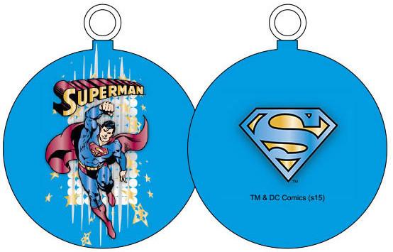 DC Comics - Superman Ornament