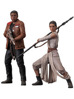 Star Wars - Rey & Finn 2-Pack - Artfx+